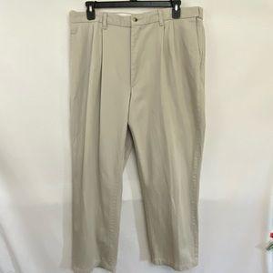 Men's Timber Creek Khaki Pants Size 40x30 R-40